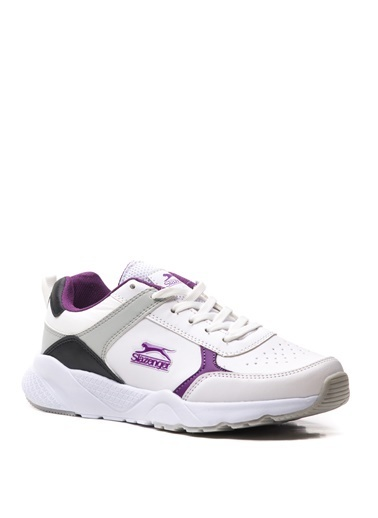 Slazenger Slazenger IKARUS Koşu & Yürüyüş Kadın Ayakkabı    Beyaz